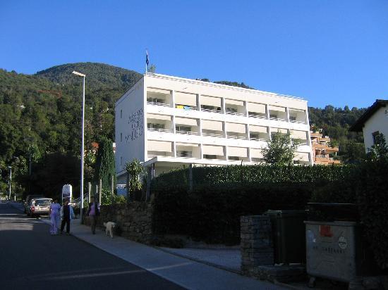 Minusio, Suiza: Aussenansicht