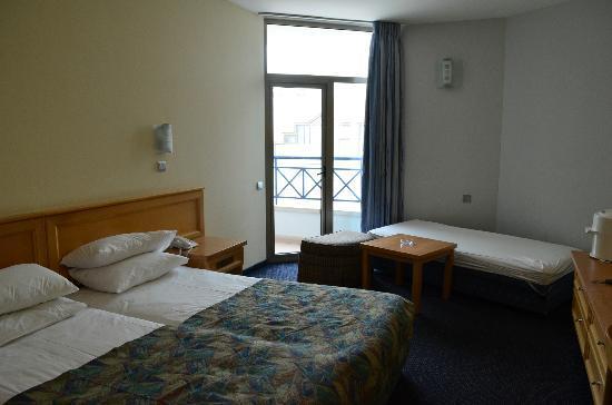C Hotel Eilat Hotel: My room