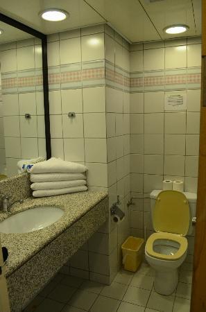 C Hotel Eilat Hotel: Bathroom