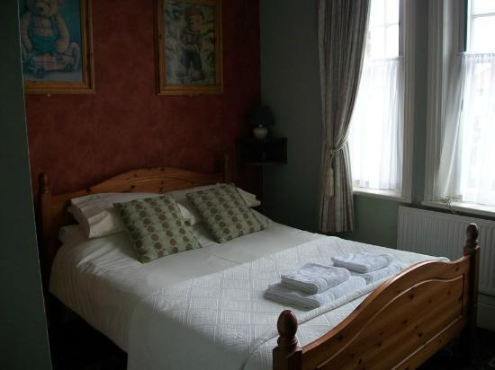 Boulmer Guest House: Our room