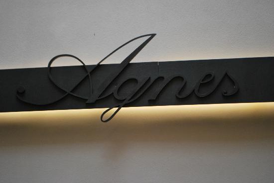 Hotel Residence Agnes: Nom de l'Hôtel