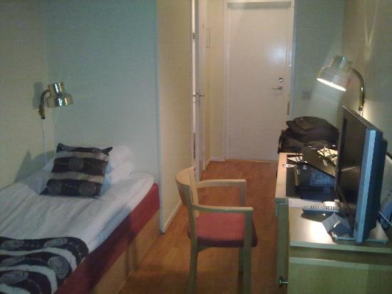 คุนกาล์ฟ, สวีเดน: entrence