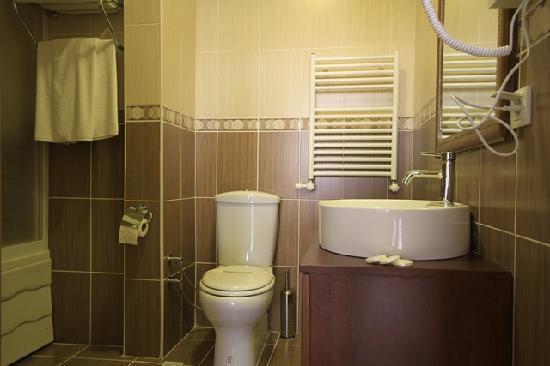 Hotel Gedik Paşa Konağı: bathroom
