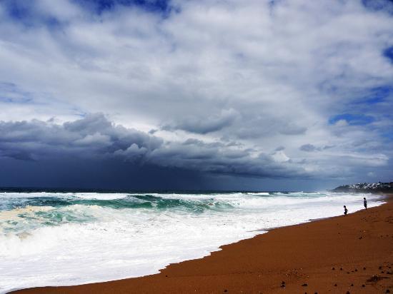Lalaria: Shakas Rock beach
