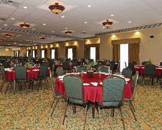Comfort Suites Gettysburg : Conference/Ballroom