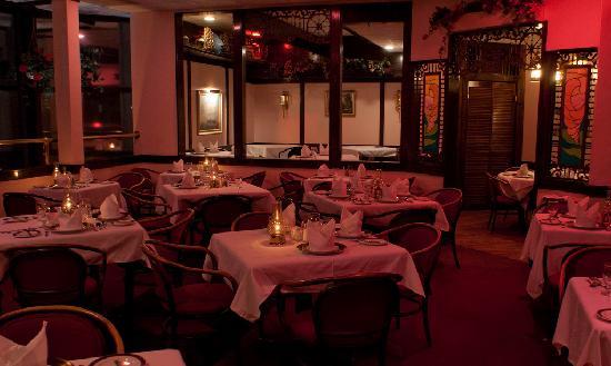 Blue Lagoon Seafood Restaurant: Restaurant View