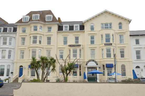 Cavendish Hotel Exmouth Devon Rooms