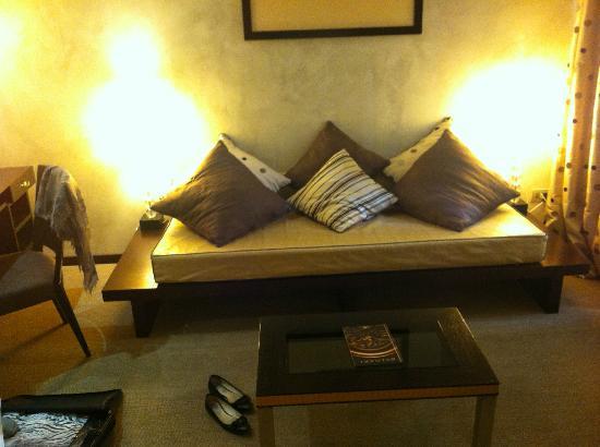 Intown Luxury House : Soggiorno camera