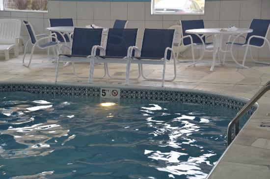 Holiday Inn Express & Suites: Indoor Pool