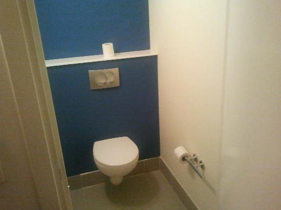 Novotel Mohamed V : Toilet
