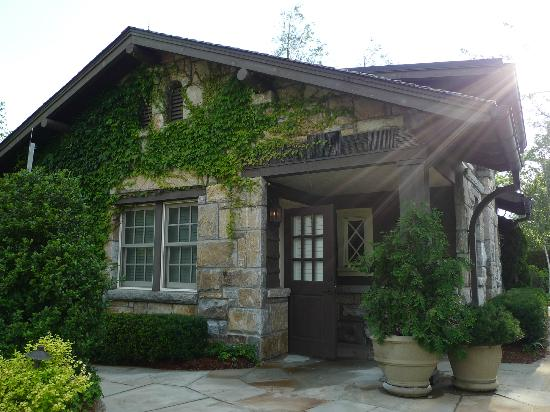 Old Edwards Inn and Spa: Cottage