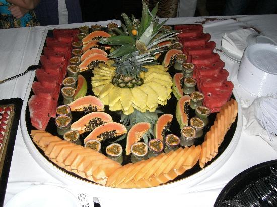 Hotel Trevi: buffet