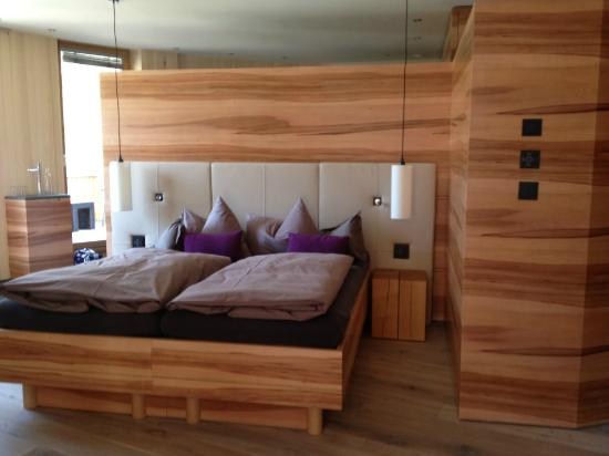 Naturhotel Waldklause : Suite im Neubau