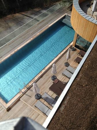 Naturhotel Waldklause : geheizter Pool