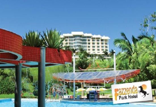 Fazzenda Park Hotel: o paraiso é aqui!
