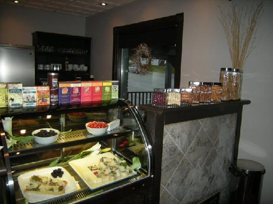 Spa Algua-Sulis: Bistro