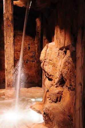 Spa Algua-Sulis: Chute nordique