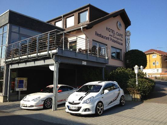 Hotel am Tiergarten: Hotel and Restaurant