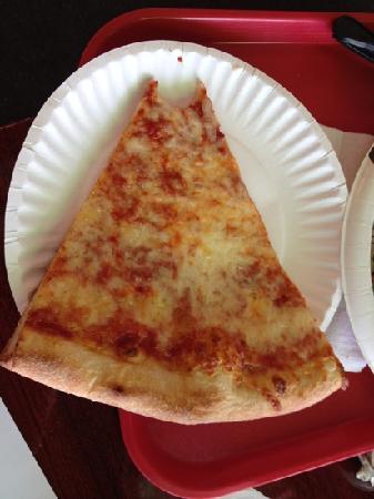 Mike's Pizza & Deli Station: slice