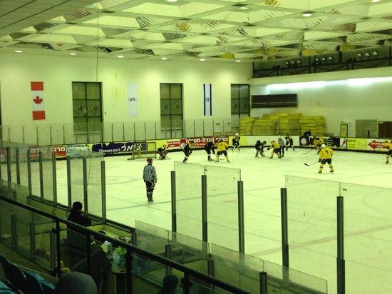 Metulla, Ισραήλ: Hockey
