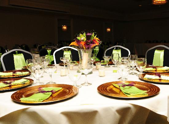 Best Western Premier Plaza Hotel & Conference Center: Newly remodeled event space perfect for any event
