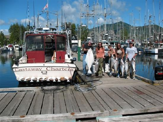 Castaway Charters: Fantastic fun for Everyone