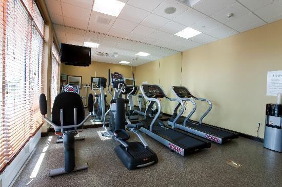 Holiday Inn Titusville Kennedy Space Center: 24-hour Fitness Center