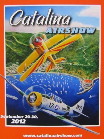 DC-3 Gifts & Grill : Catalina Airshow - see you there!  September 29 - 30, 2012