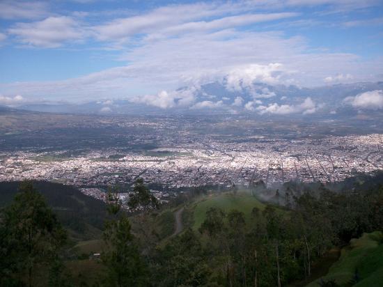 La Estelita : City of Ibarra