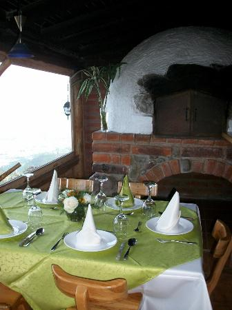 La Estelita: Private dining room
