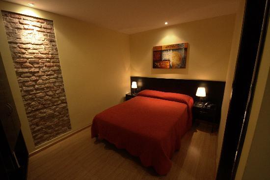 Sur Hotel: Habitación Superior
