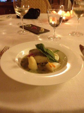 El Patio -Tenerife: menu dégustation