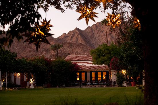La Quinta Resort & Club, A Waldorf Astoria Resort: Main Lawn