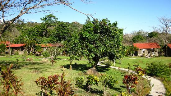 Rincon de la Vieja Lodge: Site enchanteur