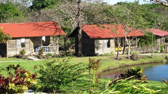 Rincon de la Vieja Lodge: Cabines