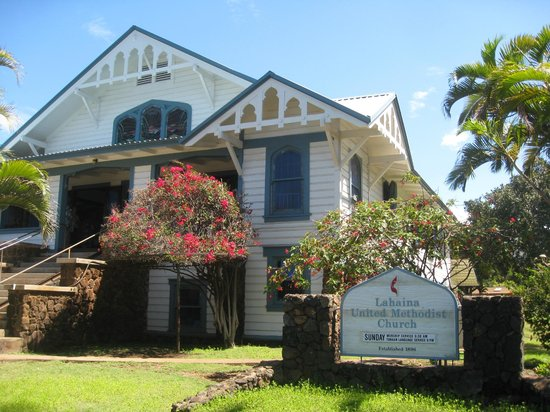 ‪Lahaina United Methodist Church‬