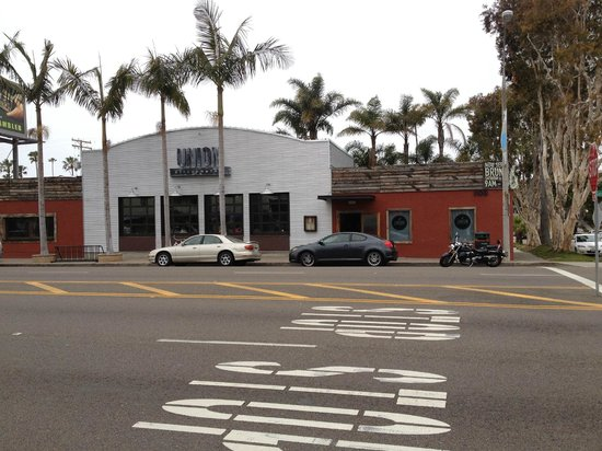 UNION Kitchen & Tap: UNION from across the street at Hansen's Surf Shop