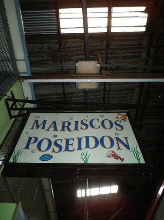 Mariscos Poseidon