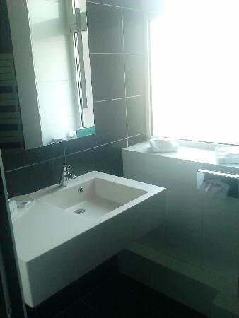 Hotel Mercure Grenoble Centre President: Bathroom