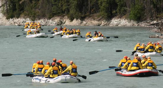 Wild Water Adventures: A great day in the Rockies!