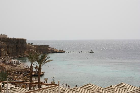 SENTIDO Reef Oasis Senses Resort: Strandvy