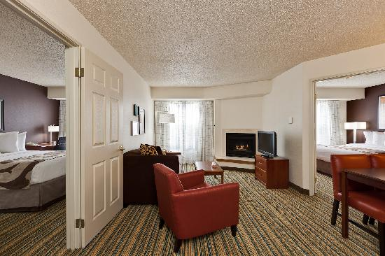 Residence Inn Merrillville: Two Bedroom Suite