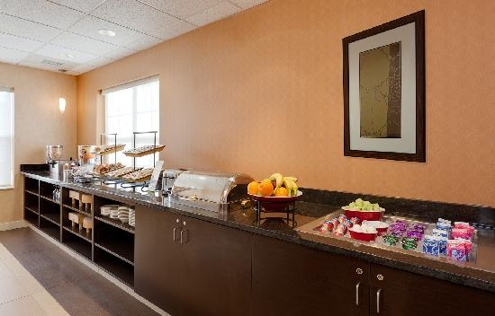 Residence Inn Merrillville: Breakfast Buffet