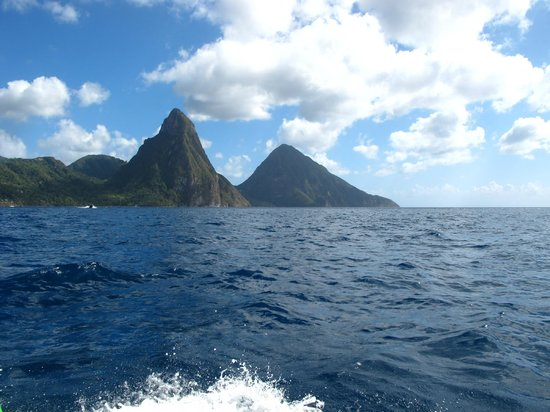 Solomon Water Taxi & Tours: view from the boat