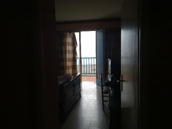 Hotel Les Hamadites: chambre