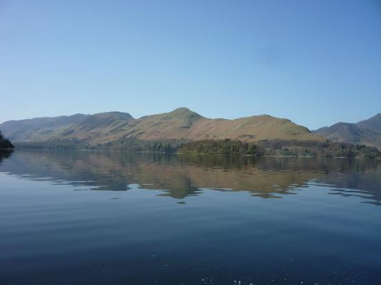 Burnside B&B: The lake