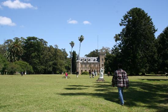 Estancia La Candelaria: El parque