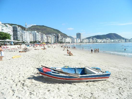 Río de Janeiro, RJ: copacabana
