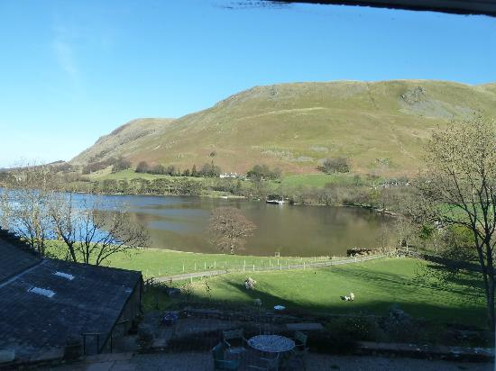 Waternook Lakeside Accommodation: View from room