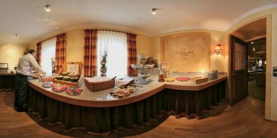 Hotel Hohenbogen: Frühstück